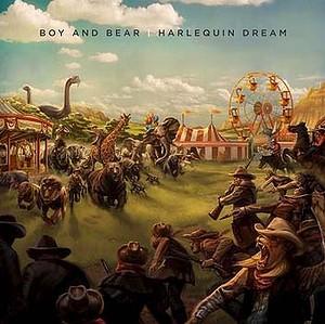Harlequin Dream - Wikipedia