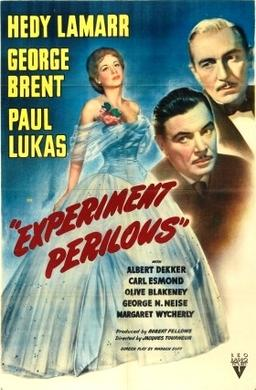 Experiment Perilous Wikipedia