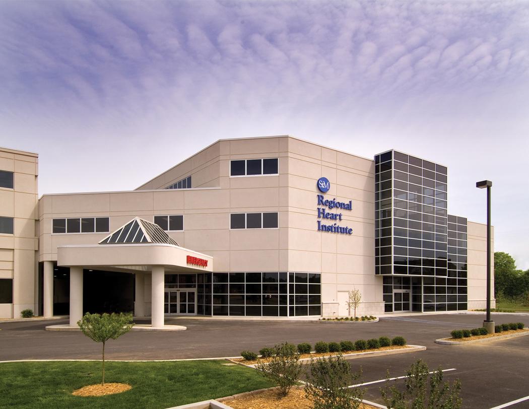 St. Mary's Medical Center (Huntington) - Wikipedia
