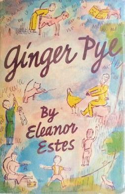 Ginger Pye Wikipedia