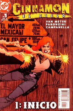 Cinnamon Comics Wikipedia