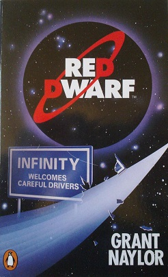 Red Dwarf Infinity Welcomes Careful Drivers Wikipedia