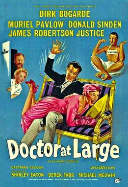 Doctor At Large Film Wikipedia