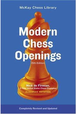Modern Chess Openings Wikipedia