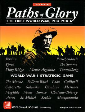 Paths Of Glory Board Game Wikipedia