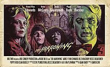The Harrowing  Inside No  9    WikiVisually Inside No 9  The Harrowing poster jpeg