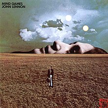 Mind Games  John Lennon album    Wikipedia Mind Games
