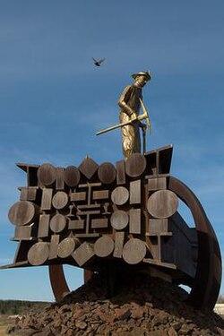 Iron Man Minnesota Statue Wikipedia