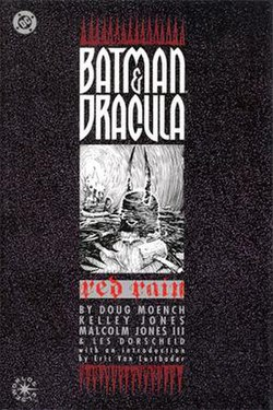Batman Amp Dracula Trilogy Wikipedia