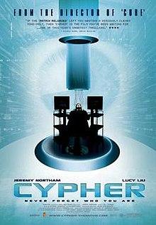 Cypher Film Wikipedia