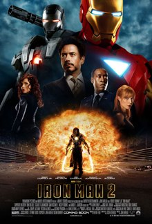 Iron Man 2 - Wikipedia