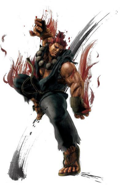 Akuma (Street Fighter) – Wikipedia