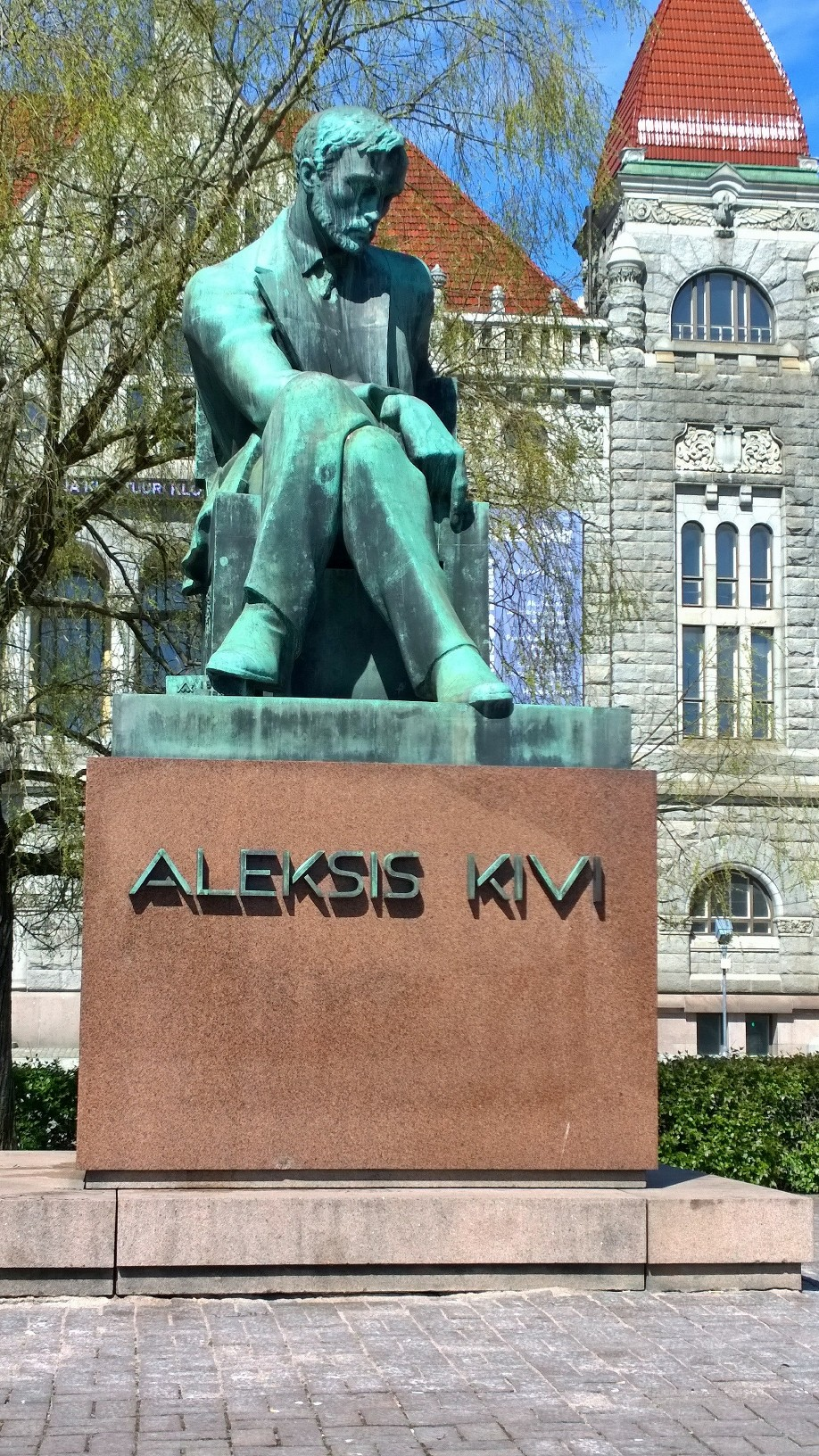 Aleksis Kiven Muistopatsas Wikipedia