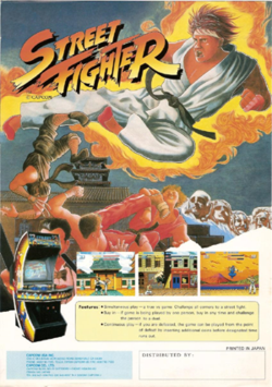 Street Fighter (permainan video) - Wikipedia bahasa ...
