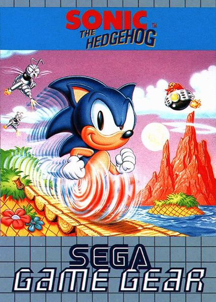Sonic The Hedgehog 8 біт Вікіпедія