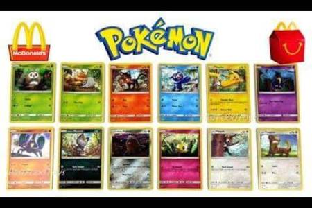 gold pokemon cards mcdonalds 4k pictures 4k pictures full hq