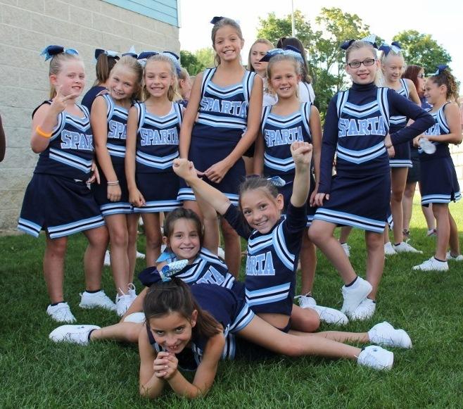 Friday Night Lights Cheerleaders