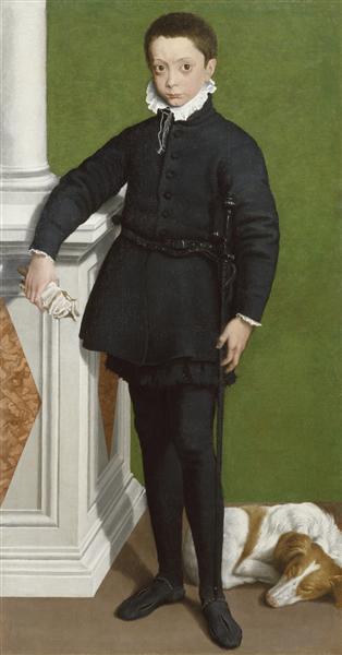 Anguissola Self Portrait Renaissance