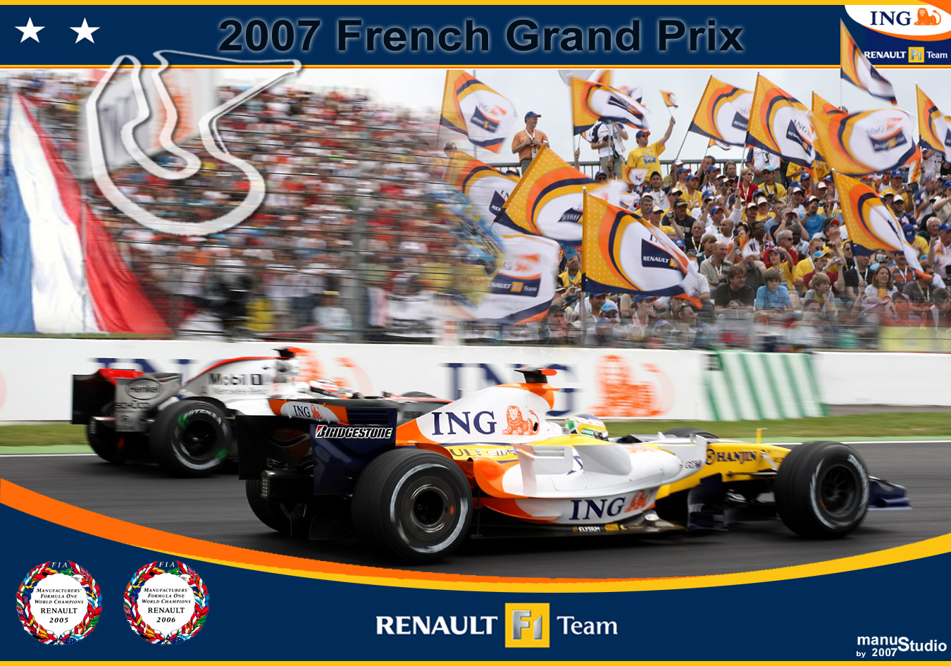 French Calender 2005