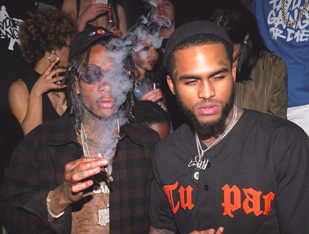 Dave East And Wiz Khalifa Goes Quot Phone Jumpin Quot In New Video