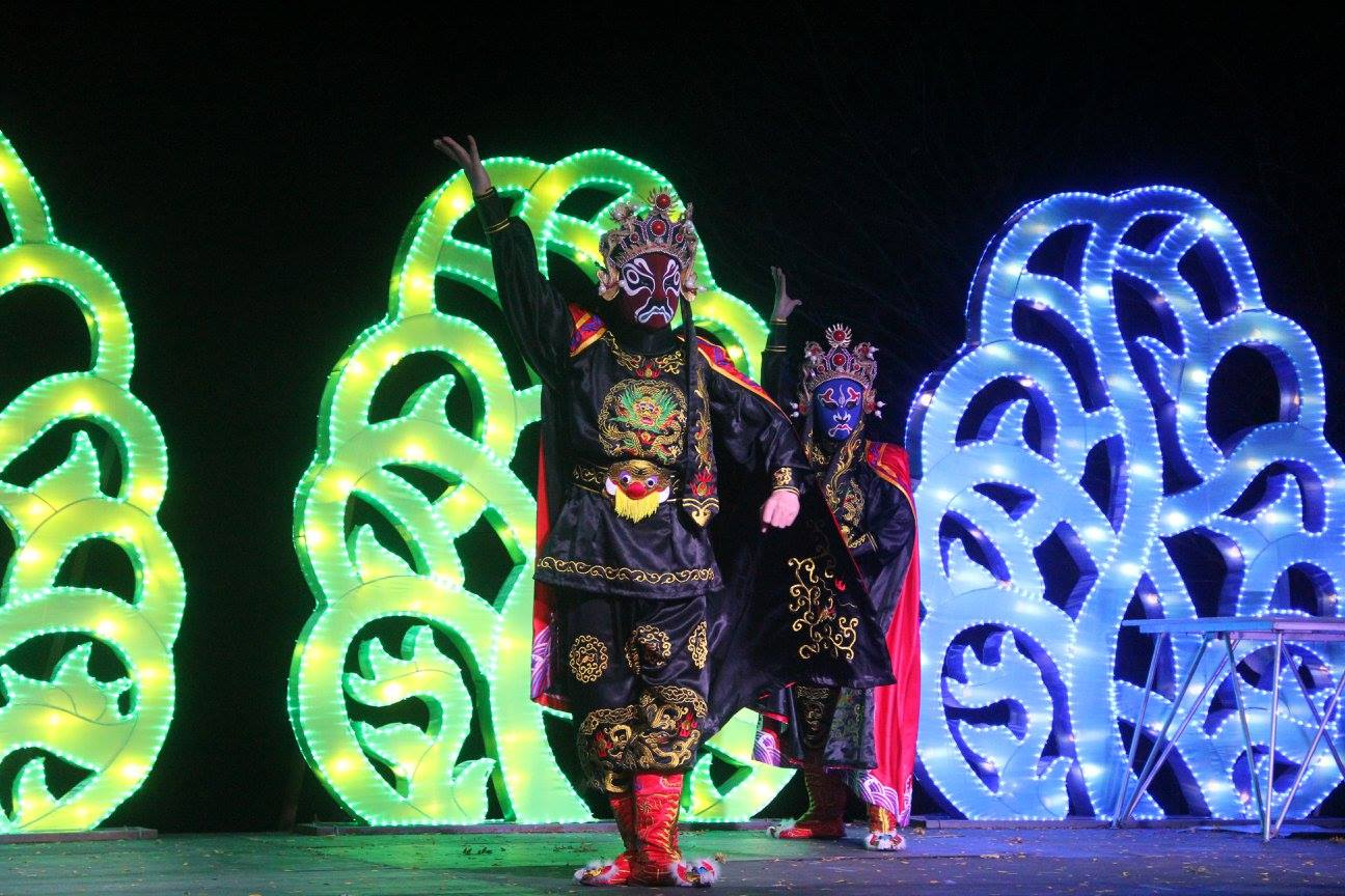 China Lights 2017 Milwaukee