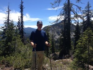 Pacific Crest Trail 1633