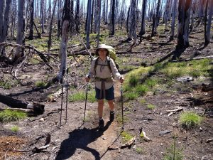 Pacific Crest Trail 1665
