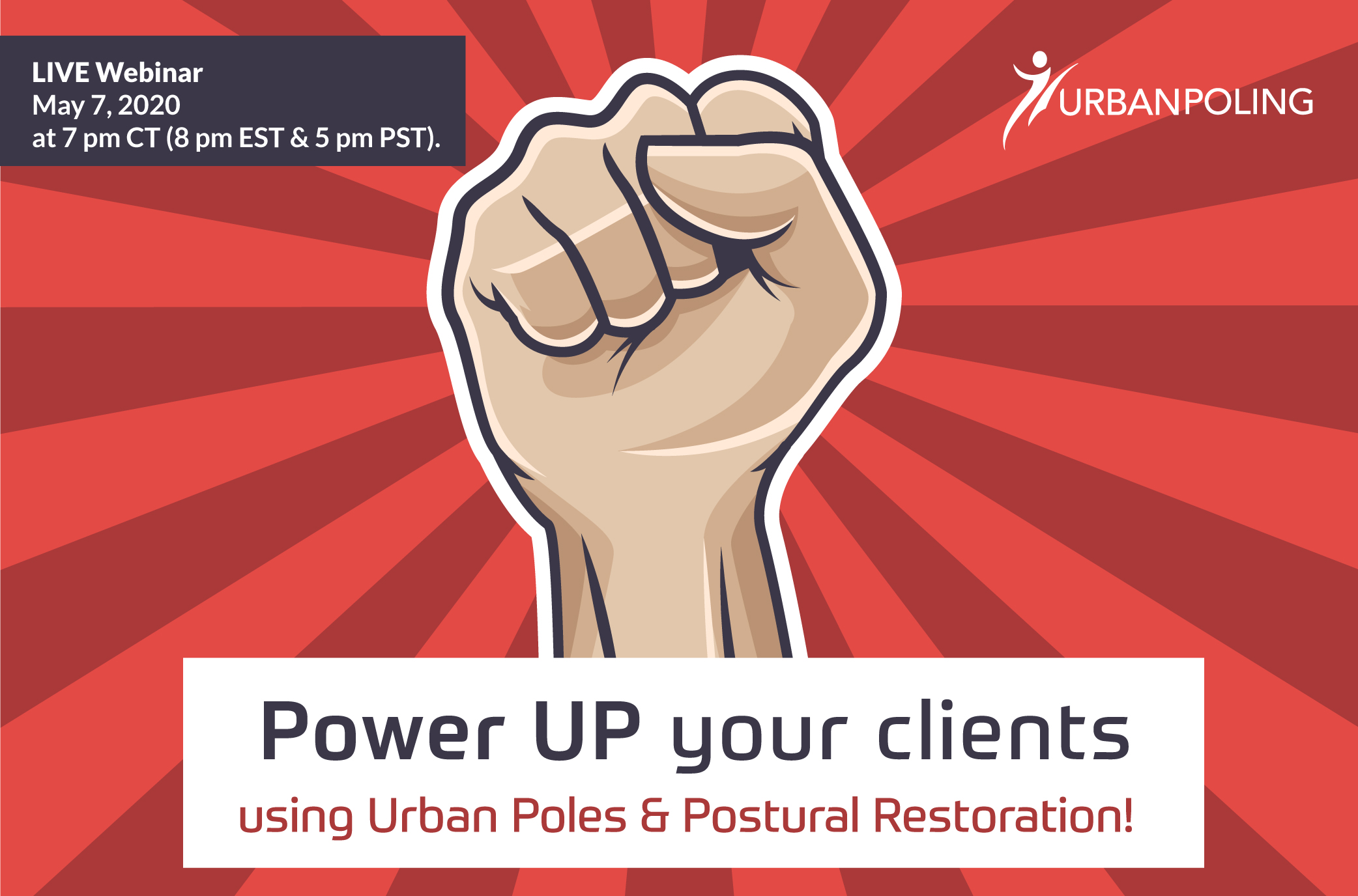 POWER UP YOUR CLIENTS USING URBAN POLING & PRI