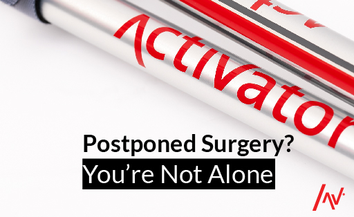 Postponed Surgery? You're Not Alone
