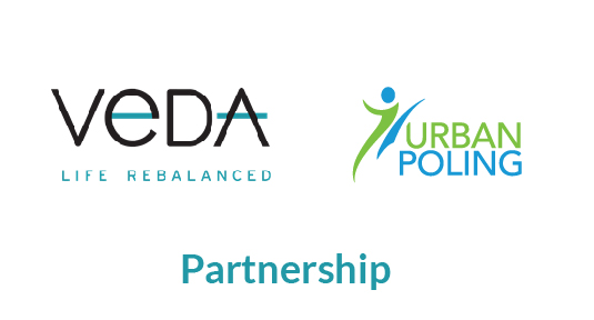 VeDA & Urban Poling partnership