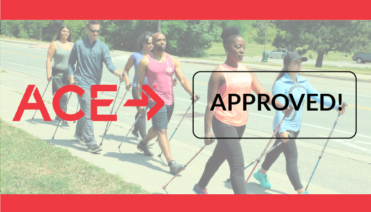 Urban Poling Instructor Certificate is now approved by ACE