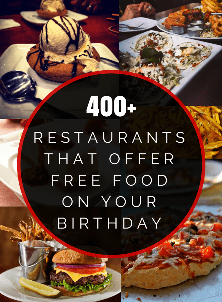 Places Eat Kids Birthday