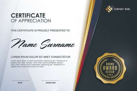 Certificate Background Stock Photos  Royalty Free Certificate     certificate template with Luxury and modern pattern xA Qualification  certificate blank template with elegant