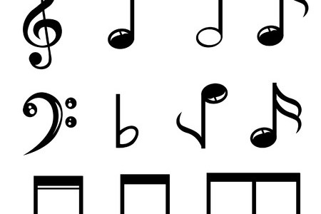 Images Of Music Notes Symbols Path Decorations Pictures Full