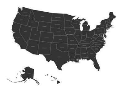 Map usa states blank outline full hd maps locations another of the united states free usa powerpoint map free powerpoint templates usa powerpoint map of outline labeled with cities the u s states map quiz game toneelgroepblik Images