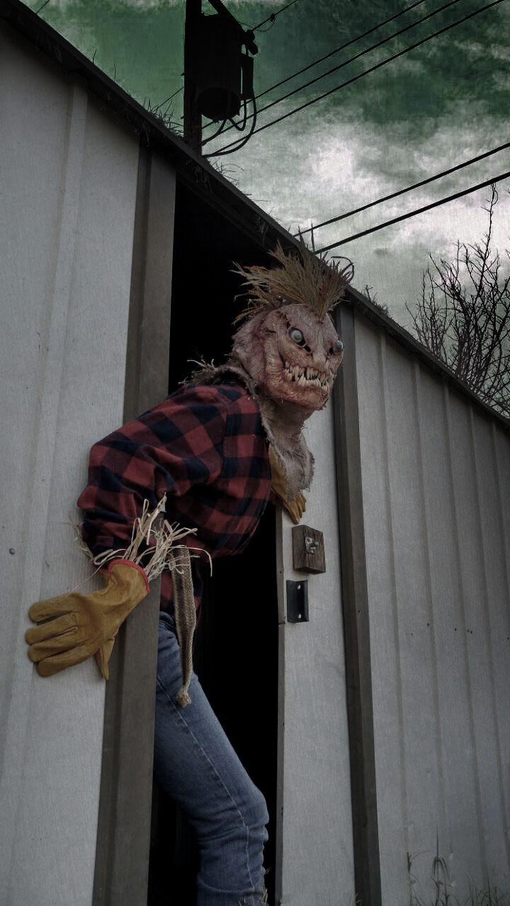 Harold The Scarecrow Stan Winston School Of Character