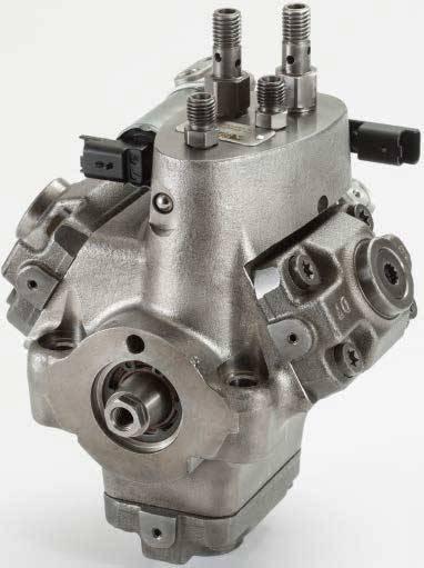 2003 Ford 0 Oil Pump 6 Pressure High