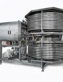 New Indirect UHT-Plants 4000 l/h 7