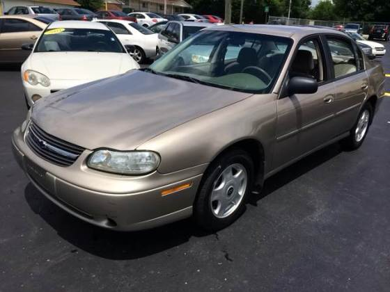 2000 Chevy Malibu   Used Cars in Nashville   Pre Owned Vehicles     2000 Chevy Malibu