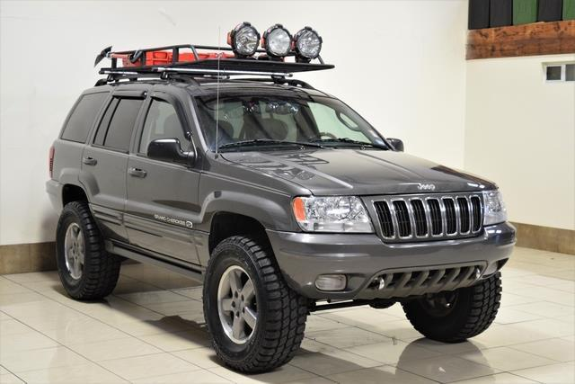 Cherokee 2002 Jeep Lights Roof Grand