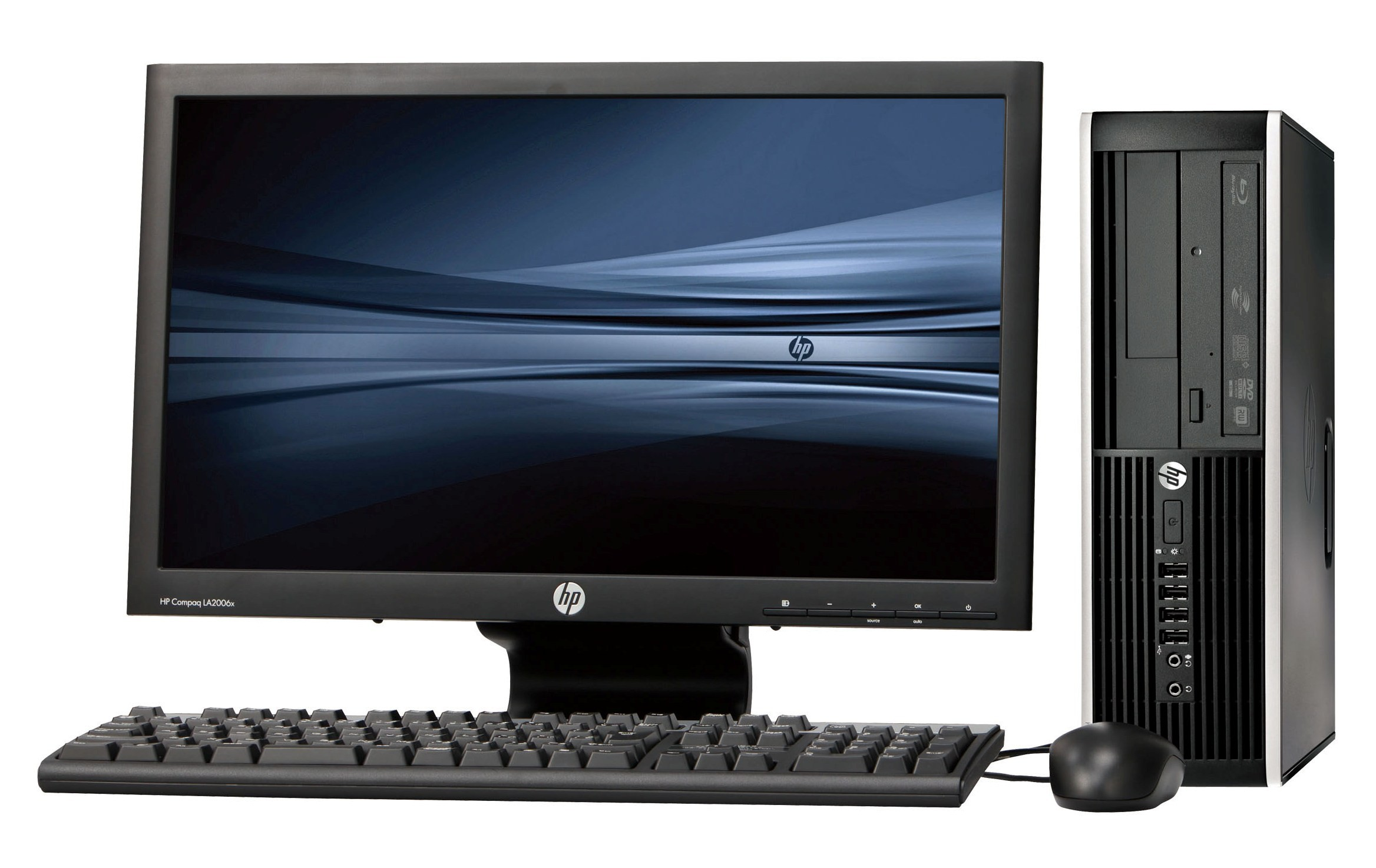 Refurbished Hp Compaq 8200 Elite Core I3 2nd Generation