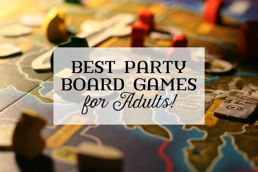 Best Party Board Games for Adults   HobbyLark It s party time and you need a good adult board game that will appeal to  and keep the attention of the masses  This is not always a simple task