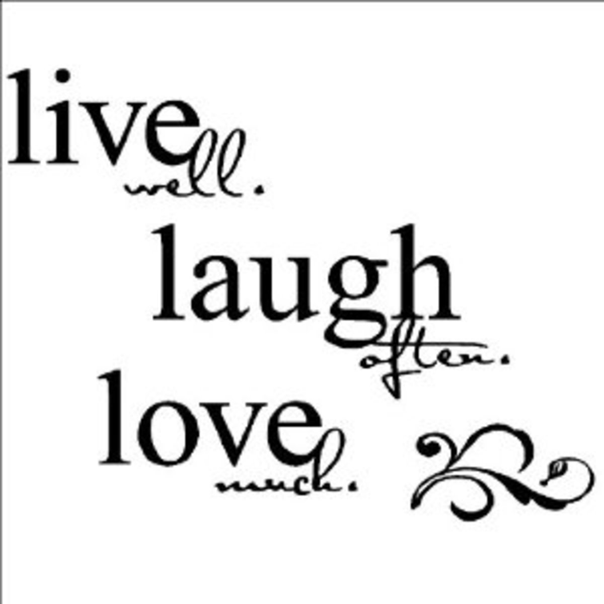Live Laugh Love Family Quotes
