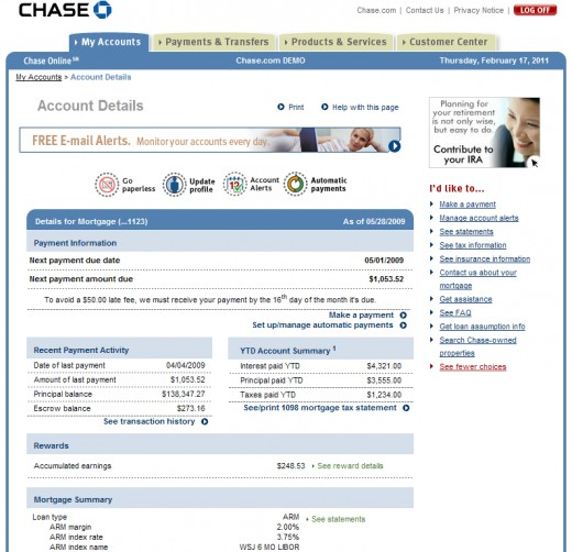 Chase Personal Banking Customer Service