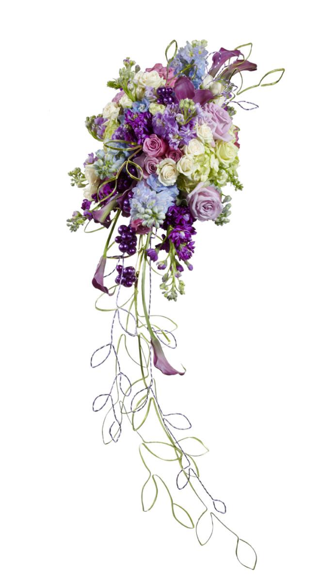 Fake Wedding Bouquets