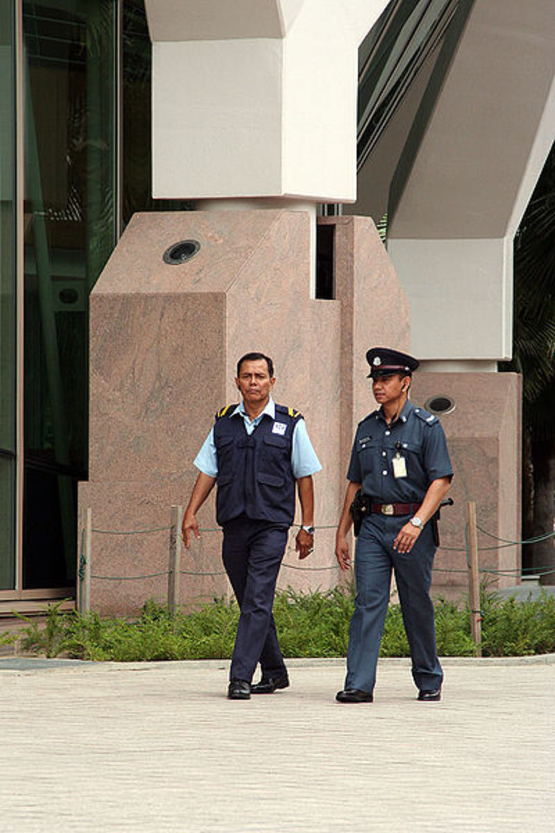 Find Security Guards