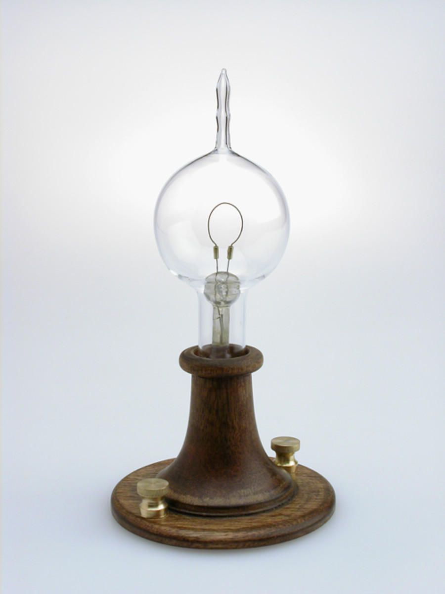 Dangerous Light Bulbs