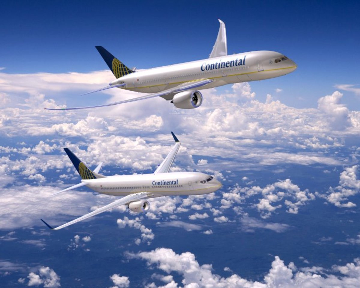 Continental Airlines: Business Turnaround Legend | ToughNickel
