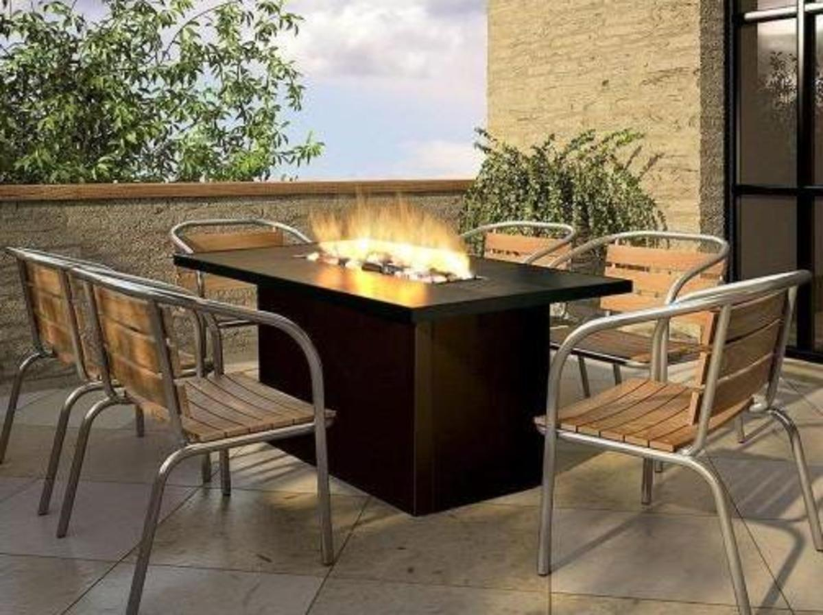 Top 10 Best Fire Pit Tables Hubpages