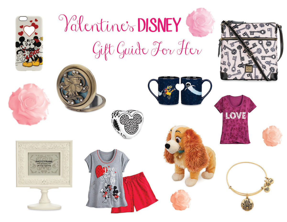 Disney-Themed Valentine's Day Gift Guide for Her | Holidappy